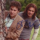Pineapple Express In-person autographed cast Photo