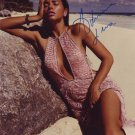 Adriana Lima in-person autographed photo