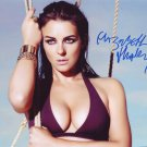 Elizabeth Hurley in-person autographed photo