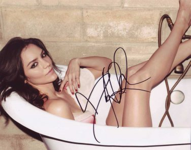 Katharine McPhee in-person autographed photo
