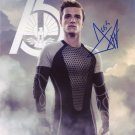 Josh Hutcherson in-person autographed photo Hunger Games