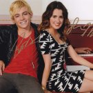 Austin & Ally In-person autographed Cast Photo by 2