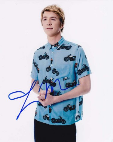 Thomas Mann in-person autographed photo
