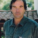 Oliver Stone in-person autographed photo