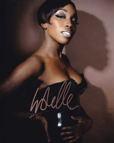 Estelle in-person autographed photo