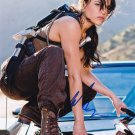 Michelle Rodriguez in-person autographed photo