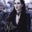 Carice van Houten in-person autographed photo