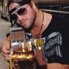 Lee Brice in-person autographed photo