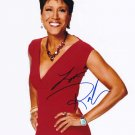 Robin Roberts in-person autographed photo