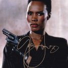 Grace Jones in-person autographed photo