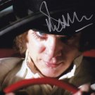 Malcolm McDowell in-person autographed photo A Clockwork Orange