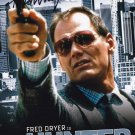 Fred Dryer in-person autographed photo