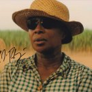 Mary J. Blige in-person autographed photo Mudbound