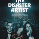 The Disaster Artist in-person autographed cast photo