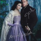 Once Upon A Time In-person autographed Cast Photo