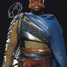 Daniel Kaluuya in-person autographed photo Black Panther