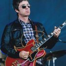 Noel Gallagher in-person autographed photo Oasis