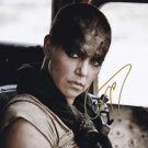 Charlize Theron In-person Autographed Photo