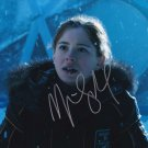 Mina Sundwall In-person Autographed Photo