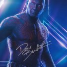 Dave Bautista in-person autographed photo