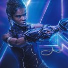 Letitia Wright In-person Autographed Photo