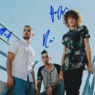Cheat Codes In-person Autographed group Photo