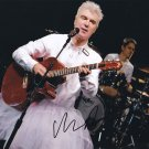 David Byrne in-person autographed photo