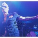 Jeff Gutt in-person autographed photo Stone Temple Pilots