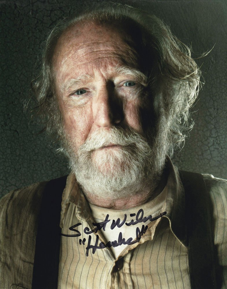Scott Wilson in-person autographed photo