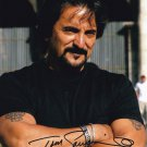 Tom Savini in-person autographed 8.5 x 11  photo