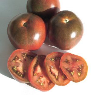 Organic Heirloom Black Prince Tomato 30 Seeds