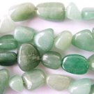 Green Aventurine Nugget Beads (GS156)