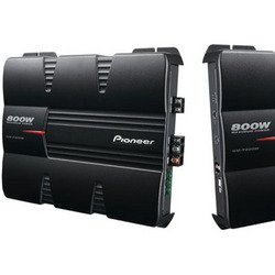 PIONEER AUDIO 800 Watt Mono Power Amplifier