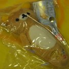 San-X Rilakkuma massage keychain plush brown relax bear
