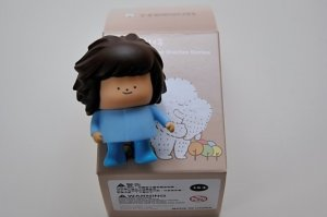 Treeson and Other Stories Series 2 - Small B - Crazy Label Bubi Au Yeung