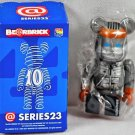 Be@rbrick S23 SF Real Steel Bearbrick Mediacom Series 23 bear brick