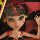 Monster High doll Gloom Beach Draculaura