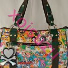 NEW Tokidoki Carezza Carnival print  3106 3852 shoulder hand bag purse