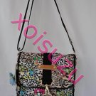 NEW Tokidoki Marina shoulder messenger hand bag purse in leo print