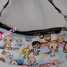 NEW Tokidoki Lesportsac Bella Hobo hand bag purse Paradiso angel babies