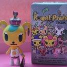 Tokidoki Royal Pride Gang vinyl toy figure TKDK Simone Legno savannah cat