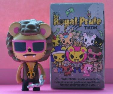 Tokidoki Royal Pride Gang vinyl toy figure TKDK Simone Legno BRUNELLO