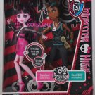 Monster High doll Draculaura Clawd Wolf Music Festival dance