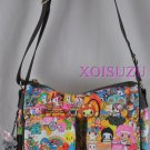 NEW Tokidoki Graziosa Carnival hand bag shoulder messenger sandy summer fun