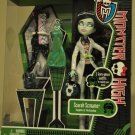 Monster High doll Scarah Screams Daughter of the Banshee I LOVE FASHIONoutfits shoes sara sarah