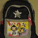 Simone Legno for Target Black Backpack Bag monkey tokidoki