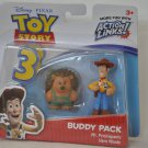 Action Links Buddy Pack Mr. Pricklepants & Hero Woody Mini Figure 2-Pack