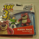 Action Links Buddy Pack Hero Buzz Lightyear & Lotso Mini Figure 2-Pack