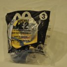 Despicable Me 2 #3 Dave Banana Babbler minion 2013 McDonalds Happy Meal Toy figure