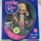 Blythe x Littlest Pet Shop doll - Hiking Trip - #B18 Hasbro LPS petite petit glasses